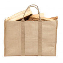 Sac a buches en jute naturelle
