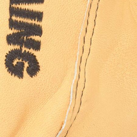 Gants de jardinage en cuir, taille XXS (6) et XS (7), femme et enfant detail