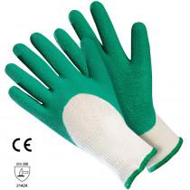 gants latex, jardinage, gants étanche taille 7 et 8