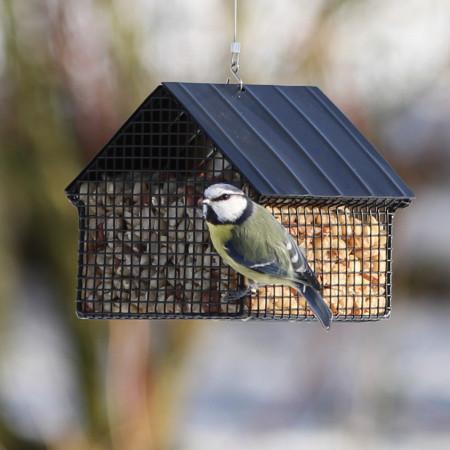 Mangeoire aux oiseaux pour l'hiver 3