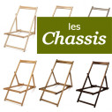 Chassis de Chilienne Bois Massif