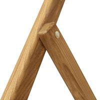 Articulation haute de la Chilienne bois, vue intérieur