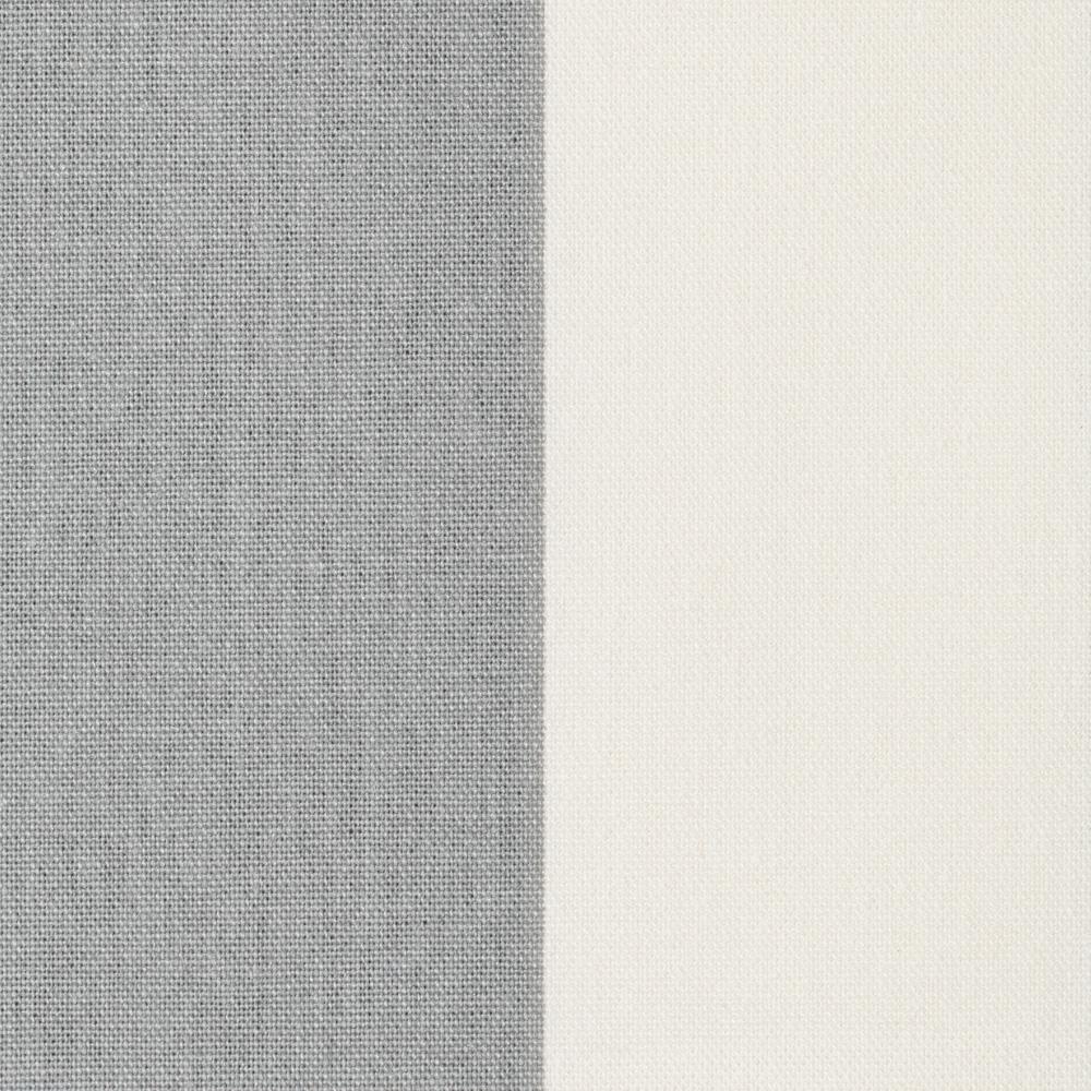 Tissu du Pliant pecheur jardin blanc gris