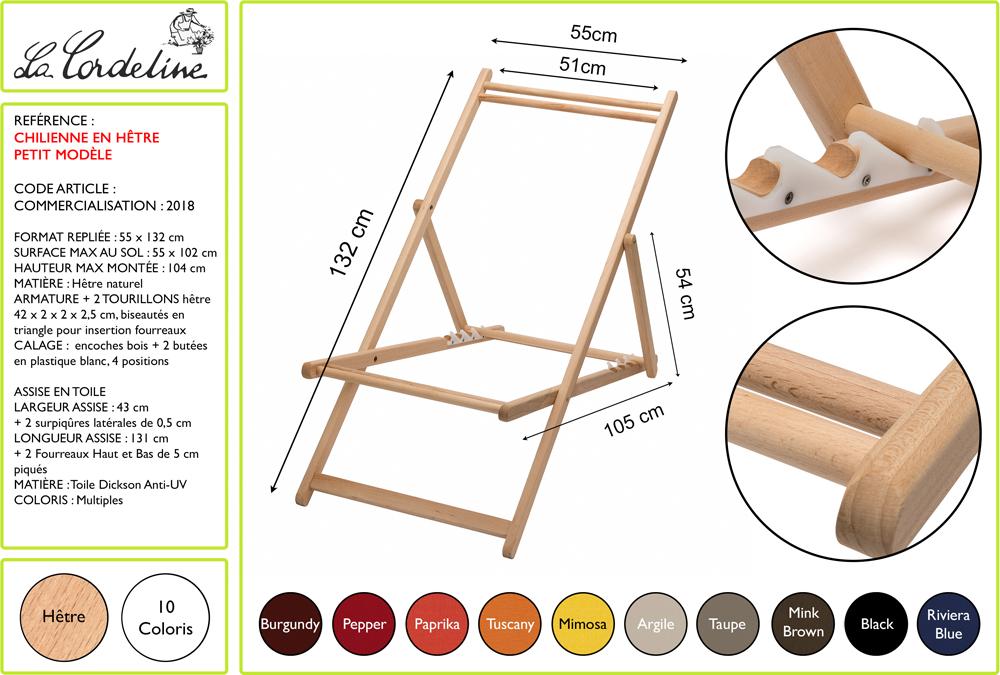 transat jardin pliable en bois burgundy. Black Bedroom Furniture Sets. Home Design Ideas